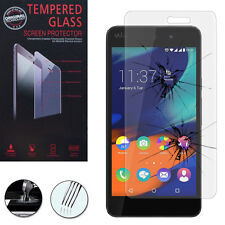 Safety Glass For Wiko Rainbow Up / Up 0.1oz Genuine Glass Screen Protector