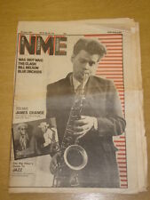 NME 1981 JUN 20 WAS THE CLASH BILL NELSON BLUE ORCHIDS
