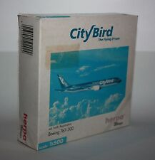 Herpa Wings-City Bird-The Flying Dream-Boeing 767-300-1:500-Sammlung #502924