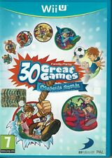 Family Party 30 Great Games Obstacle Arcade Nintendo Wii U