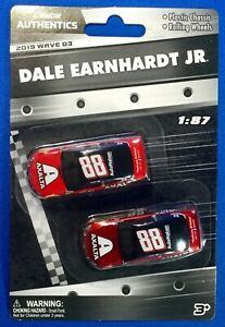 NASCAR Authentics Wave 3 Dale Earnhardt Jr. Last Ride Liquid Color Chase Car