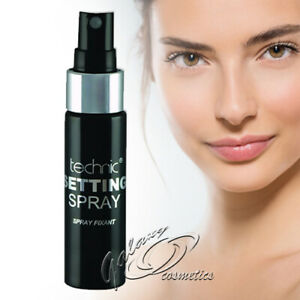 Technic Setting Face Spray Long Lasting Fixing Make-Up Fixer Mist
