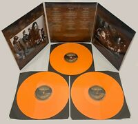 Pearl Jam - Live in San Diego 1995 Limited Edition Halloween Orange Vinyl 3 x LP
