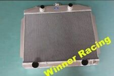 56mm aluminum alloy radiator Mercury WIth Flathead V8 engine MT 1949-1951