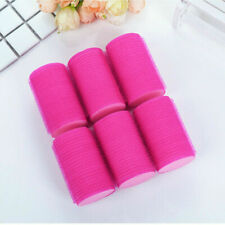 20x Hairdress Self-Adhesive Hair Rollers Styling Roller Roll Curler Beauty Tool