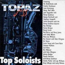 Topaz Jazz: Top Soloists by Various Artists