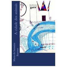 A cidade dos animais: Livro para crianças (Portuguese Edition)