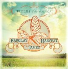 Barclay James Harvest - Titles (The Best of... 2013 CD) FREE UK P&P