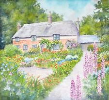Hardys Cottage Dorset Giclee Print Signed High Quality From Original John Dimech