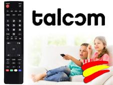 Mando a distancia para satélite decodificador deco TALCOM HD500 HD 500