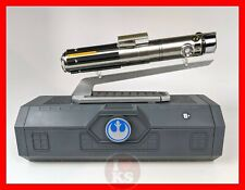 Star Wars Galaxy's Edge Rey Luke Anakin Legacy Lightsaber Hilt - New & Sealed