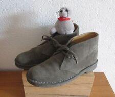 Clarks Original Desert Boots Damen Schuhe halbhoch Leder top Gr.39