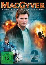 6 DVDs * MACGYVER - STAFFEL / SEASON 2 # NEU OVP +