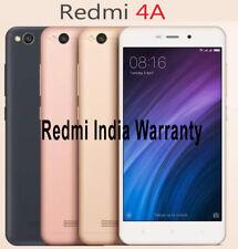 """New Xiaomi Redmi 4A Duos 2gb RAM 16GB 5"""" 13MP 4G Gold With Xiaomi India Warranty"""
