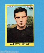 PANINI CALCIATORI 1966/67-Figurina - GINULFI - ROMA -Recuperata