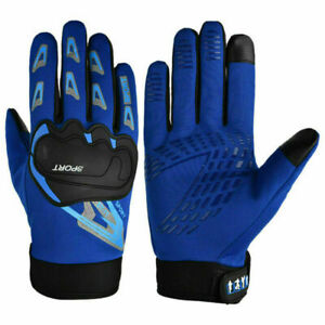 Non-slip Motorcycle Gloves Off-road Riding Cycling Touch Screen MTB Gloves Sport