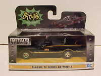 BATMAN 1966 Classic TV Series Batmobile Diecast Car 1/32 Jada Toys 5 inch 98262