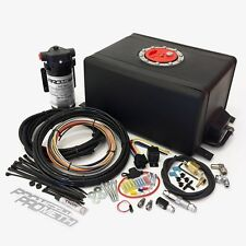 Stage 1 Water Methanol Alcohol Injection Kit 3 GPH Nozzle 3 Gallon Tank