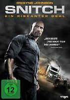 Snitch - Ein riskanter Deal von Ric Roman Waugh | DVD | Zustand gut