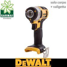 DeWALT DCF880NT Avvitatore impulsi 1/2 18V XR 230 Nm solo corpo + valigetta