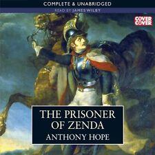 Anthony Hope - The Prisoner of Zenda and more Audiobooks on mp3 CD