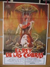 2995       EL REY DE LAS COBRAS FRITZ WEAVER