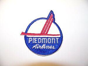 1950's PIEDMONT AIRLINES Uniform Patch