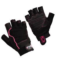 Frauen Trainingshandschuhe Fitness Handschuhe pink Lady Fitneshandschuhe Gym