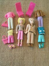 Polly Pocket Boy & Girl Simple Sets Clothes Outfits Dolls Lot 5-68