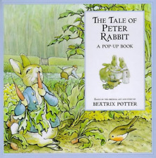 The Beatrix Potter Pop-up Treasury: The Tale of Peter Rabbit (Ss): A Pop-up Book