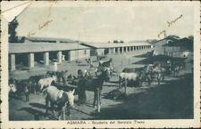 Asmara scuderie del servizio treno