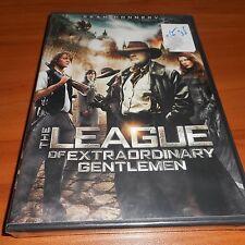 The League of Extraordinary Gentlemen (DVD, 2003, Widescreen) Sean Connery NEW