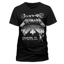 Gildan Metallica Solid T-Shirts for Men
