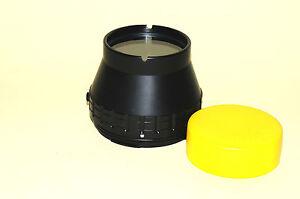 SEALUX Bullaugen 'Für 60mm Macro Für Hüllen Sub SEALUX Port For Lens