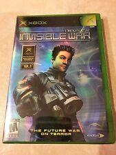 Deus Ex: Invisible War (Microsoft Xbox, 2003) NEW