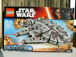 LEGO STAR WARS - le Faucon Millenium / réf. 75105 (Millennium Falcon) ** NEUF **