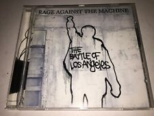 Rage Against the Machine: The Battle of Los Angeles: CD Album: 2002: TAF1