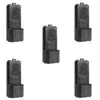 5X 6XAA BL-5 Battery Case Shell Box BaoFeng UV-5R 8W DM-5R UV-5RE Walkie Talkie
