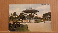 Postcard Unposted Yorkshire, Ripon, Spa gardens