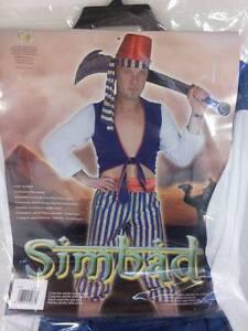 Kostüm Karneval Erwachsene Einheitsgröße Sinbad