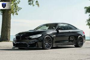 """20"""" ROHANA RFX10 GLOSS BLACK CONCAVE WHEELS FOR BMW E90 E92 F80 M3 F82 M4"""