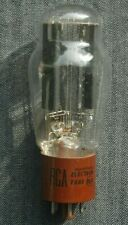 1x RCA 5R4GY brownbase/ hanging D-getter/ NOS