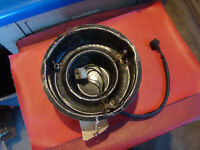 NOS GM GUIDE H18 HEADLIGHT BUCKET ASSEMBLY CHEVY BUICK OLDS PONTIAC CADILLAC 50s