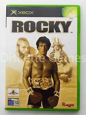 ROCKY - XBOX - PAL ESPAÑA