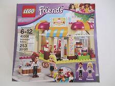 Lego Friends # 41006 Downtown Bakery  Mia & Danielle   253 Pieces Sealed NIB!!