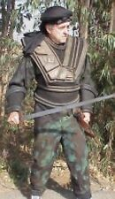 HIGHLANDER DARK WARRIOR OUTFIT HOLLYWOOD MOVIE WARDROBE