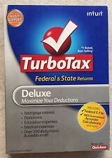 TurboTax Deluxe 2009 PC or Mac*