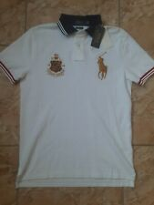 Ralph lauren polo Royal Ribbed Collar Rugby Sz. S Custom fit
