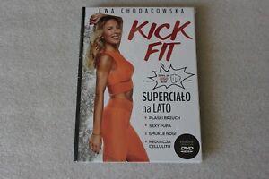 Ewa Chodakowska KICK FIT DVD Shipping Worldwide !!! FITNESS