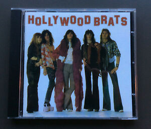 HOLLYWOOD BRATS - HOLLYWOOD BRATS CD Reissue Uk Pressing NM Glam Rock 1994